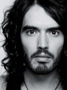 Russell Brand is beautiful