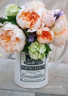beautiful heather bullard bouquet