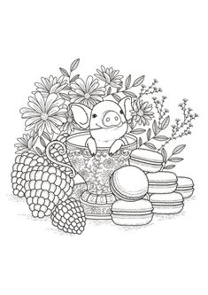 Coloring Pages Of Baby Animals. 20 Coloring Pages Of Baby Animals. New Baby Animals Adult Coloring Pages Gallery Baby Pork Peppa Pig Coloring Pages, Elephant Coloring Page, Easter Coloring Pages, Free Adult Coloring Pages, Cute Coloring Pages, Animal Coloring Pages, Coloring Pages To Print, Printable Coloring Pages, Tumblr Coloring Pages