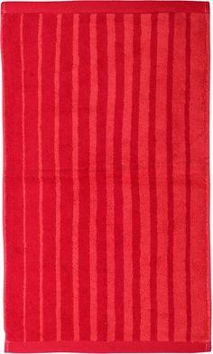 Tolle Farben mit schöner Streifenoptik finden Sie hier bei diesen Handtüchern »Pure Stripe« von Essenza. Klassische Streifen in topmodernen Farben sind ein tolles Highlight, um Ihr Badezimmer zu verschönern und sich nach dem Duschen und Baden schön einzukuscheln. Die weichen Handtücher aus reiner Baumwolle sind eine Erholung. Sie können die Tücher im Trockner trocknen und sie immer direkt an de...