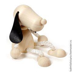 """Купить деревянная заготовка """"Собака"""" - бежевый, заготовка, заготовка из дерева, деревянные заготовки, заготовки для декупажа"""