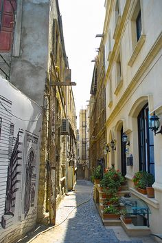 Icheri Sheher, Old City, Baku, Azerbaijan Destination: the World http://www.travelbrochures.org/218/asia/travel-azerbaijan