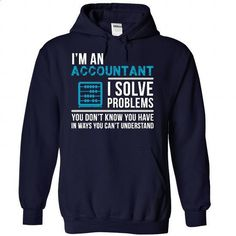 ACCOUNTANT - #cool shirts #hoodie jacket. MORE INFO => https://www.sunfrog.com/LifeStyle/ACCOUNTANT-8751-NavyBlue-28145956-Hoodie.html?60505