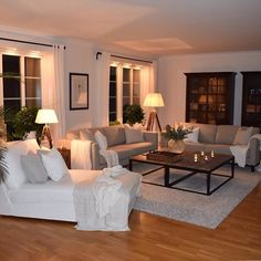 23 Cozy Small Living Room Decor Ideas for Your Apartment - Decor Room Ideas Small Living Rooms, Home Living Room, Apartment Living, Living Room Designs, Living Room Decor, Modern Living, Tiny Living, Luxury Living, Decorating Small Living Room