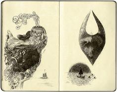 sketchbook - Christiaan Venter Portfolio - The Loop