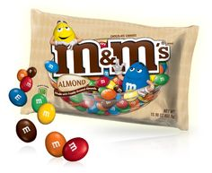 We have the other M&M's but I want these because they are the most delicious...