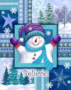 Believe! by Thomas Wood