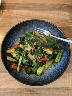 By Sarah B Rainbow Chard Recipes, Sarah B, Garlic