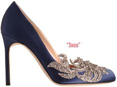 Manolo Blahnik Fall 2012 Collection - ShoeRazzi
