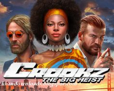 Crookz The Big Heist Game
