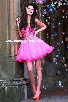 Rosanes Abendkleid Kurz Online