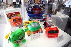 A visual history of Mattel's View-Master.   #Google #throwback #Mattel #ViewMaster #toys