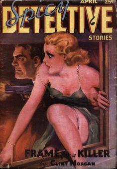 Spicy Detective Stories