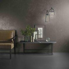 #Iridium  aporta un extra en el diseño de interiores gracias a su acabado metalizado.