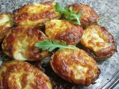 Patatas a la napolitana Receta de Gabriela Diez - Cookpad