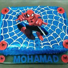 Torta del hombre araña decorada con crema #tortaspoz #tortas #tortaspuertoordaz #torta #tortasdecoradas #tortasdecumpleaños #tortascreativas #cake #cakes #pzocity #pzo #puertoordazcity #puertoordaz #tortaparaniños #tortademerengue #tortadespiderman