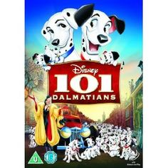 101 Dalmations [DVD] [1961]