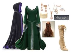 """""""Every Day Queen of Vikings"""" by larissa5678 ❤ liked on Polyvore featuring Charlotte Russe, LE VIAN, Elise Dray and Ellie"""