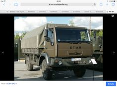 Category:Star 944 trucks in Polish military service Military Service, Cool Inventions, Military Vehicles, Trucks, Army, Stars, Polish, History, Rolling Stock