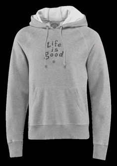 Men's Essential Softwash Hoodie < Men's Sweatshirts & Jackets | Life is good® #lifeisgoodfallfavorites