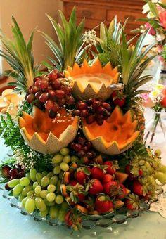 Melonen Arrangement