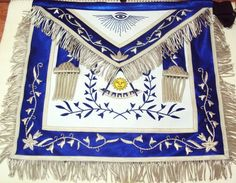 MAIN BODY WREATH IS HAND EMBROIDER WITH BLUE SILK THREAD AND THE COMPASS, THE ARDENT AND SUN IS BEAUTIFULLY EMBROIDER WITH SILK, GOLD AND SILVER BULLION. - THERE ARE BULLION TUSSLES WITH THE TABS, TABS ARE ALSO HAND EMBROIDER ELEGANTLY. | eBay!