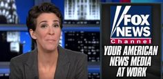 Rachel Maddow Crushes Fox News As Viewers Stampede To MSNBC After GOP Health Care Fail