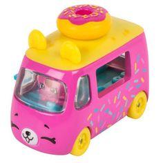 Shopkins Series 1 Cutie Car - Donut Express