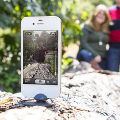 Tiltpod mobile, a keychain tripod that could easily become your most used iPhone accessory