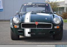 MGB GT Sebring 1969