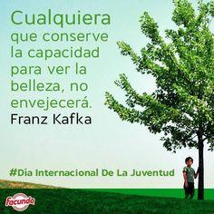 Día Internacional de la Juventud 2015 - Facundo #dayketing
