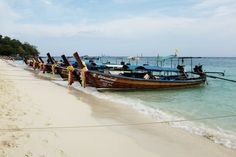 REISEVERGNÜGEN – 11 Dinge, die ihr in Thailand immer machen könnt