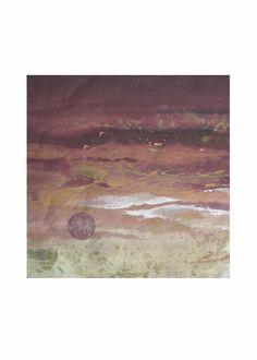 Silk Square Scarf - By The Beach. Foulard Carré De Soie - Par La Plage. By Vida Vida Par Vida Vida h07Ayc