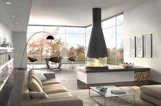 Descarga el catálogo y solicita al fabricante Piazzetta los precios de revestimiento para chimeneas de porcelana de faenza Stoccolma, colección Panoramic