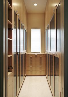 Storage & Closets Photos Small Walk-in Closet Design, Pictures, Remodel, Decor and Ideas