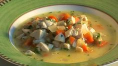 clean slow cooker recipe - chicken soup