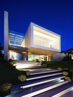 VILLA 154  / ISV Architects coole stiege