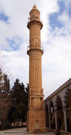 Türkiye- Mardin - Nusaybin Zeynel Abidin Camisi
