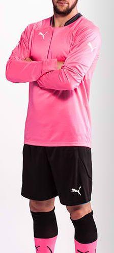 Team Up !! #Pink #Goalkeeper #Puma