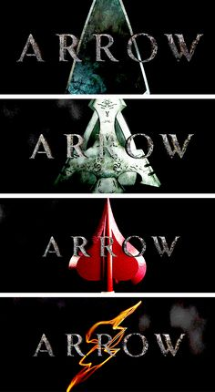#Arrow titles http://smashinghulkgloves.com/