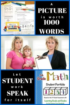 Let student work speak for itself! Find out how.: