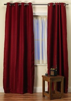 Imogen Lined Eyelet Curtains