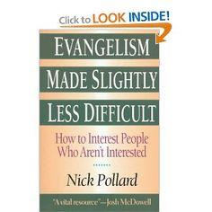 Evangelism Made Slightly Less Difficult