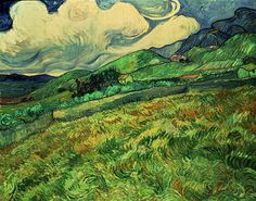 van Gogh, st. remy (1889) - Google Search