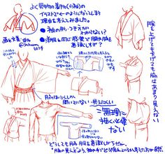 逆名さんのツイート… Manga Drawing Tutorials, Drawing Techniques, Drawing Tips, Tutorial Draw, Kimono Tutorial, Drawing Reference Poses, Design Reference, Art Reference, Draw The Squad