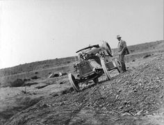 1908 the Talbot 1st vehicle to cross from Adelaide to Darwin, through Central Australia. No roads, bridges, service stations.