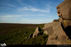 UK. A pic by Francisco Taranto Jr. from #FotoVertical. #Climbing #Travels