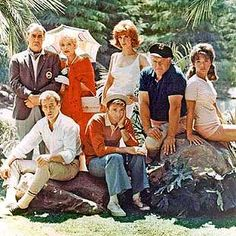 Gilligans Island... If the Howells were so rich why were they on a 3 hour cruise on a ship called the SS Minnow?