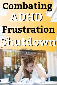 Adhd And Autism, Adhd Kids, What Is Adhd, Adhd Help, Adhd Brain, Adhd Strategies, Adult Adhd, Feeling Frustrated, How To Stay Motivated