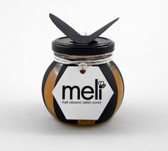 Meli - Pure organic greek honey.